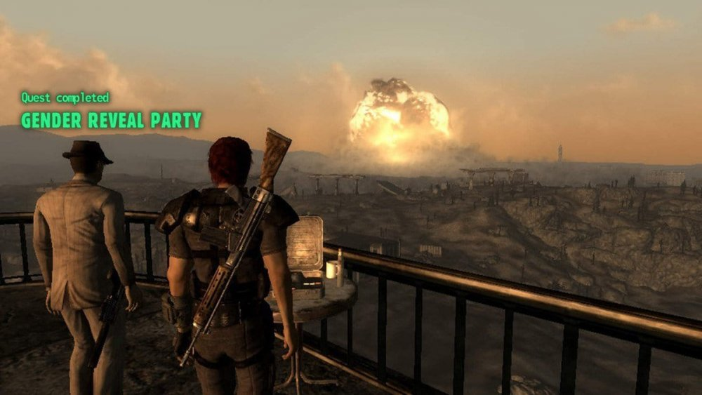Quest Completed Fallout 3 _ Gender Reveal Party.jpg