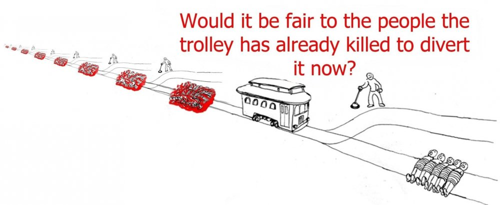 Would it be fair to stop the trolley problem now.jpg